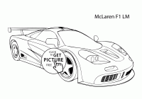 Coloring Pages Of Cool Cars With Super Car Ferrari Enzo Coloring