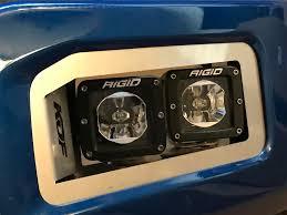 Dual Fog Lights 2018 2019 F150 Dual Led Fog Light Kit