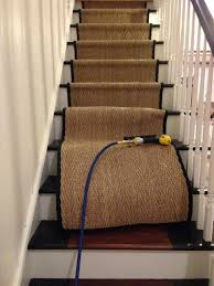 installing seagrass safavieh stair runner - Google Search What I like about  this is the black
