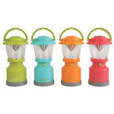 Amazoncom Coleman Kids Led Adventure Mini Lantern Colors May