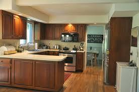Medium Brown Kitchen Cabinets Oak Kitchen Cabinets Modern Medium Wood Kitchen 17 Best Ideas