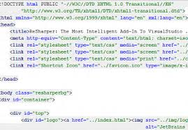 Unknown background style at PHPStorm html code? - Stack Overflow
