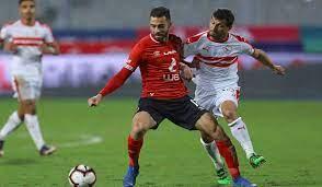 مشاهدة مباراة الأهلي والزمالك بث مباشر في الدوري المصري - التيار الاخضر