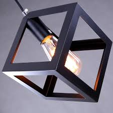 lighting ceiling lights pendant lights american rural industrial retro style iron craft black