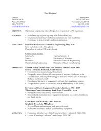 Heavy Equipment Mechanic Resume Duty Career Criminal Investigator