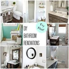 Diy Bathrooms Renovations Try This Diy Bathroom Renovations Four Generations One Roof