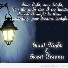 Good Night Dream Quotes Best of Good Night Message And Sweet Dream Quote