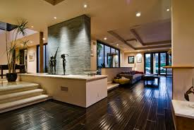 Cool Design Contemporary House Interior Interiors On Home Ideas.