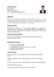 Resume Format Application Sample Cv For Dubai Jobs Resume Simple Templates