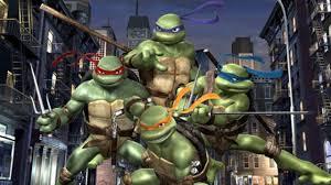 Teenage Mutant Ninja Turtles CG Movie ...