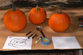 pumpkin carving tools for kids. here are fun designs and educational tips for carving pumpkins with your pbs kid. pumpkin tools kids n
