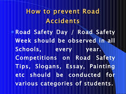 road accident prevention powerpoint presentation photos  47