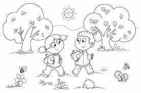 Coloring Pages For Toddlers Preschool And Kindergarten Many