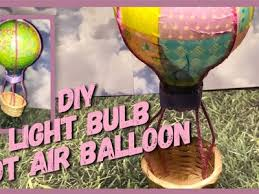 air balloon room decor dollar tree