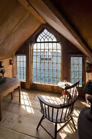 Attic Remodeling Ideas Beautiful Attic Room With Cape Cod View Attic Rooms Attic And Room
