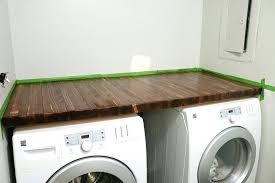 cross cut bower power luxurious laundry room material 7 countertop ikea laundry room countertop diy ideas