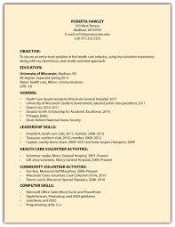 Resume Chronological Vs Functional Resume