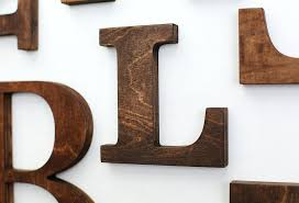large wooden letters for wall extra large letters wall