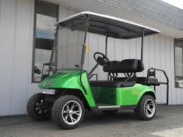 Yamaha G16 Golf Cart Light Kit This 2010 E Z Go Pds Electric Golf Car Is Perfectly Equipped