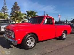 Classic 1968 Chevrolet C10 Pickup for Sale #1145 - Dyler