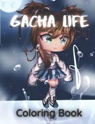 Anime gacha life coloring pages gacha life coloring pages. Gacha Life Coloring Book 50 Illustrations Beautiful Coloring Book For Kids And Tweens Scott Jamess 9798680690512 Amazon Com Books