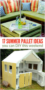 pallet building ideas. 17 summer pallet ideas you can diy this weekend building
