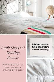 buffy sheets review is luxury bedding