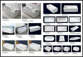 attractive custom size bathtub images bathroom with ideas