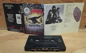 <b>ANVIL POUND FOR</b> POUND CASSETTE TAPE 1988 ENIGMA ...