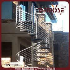 exterior metal staircase prices. prefabricated outdoor wrought iron spiral staircase prices exterior metal r