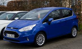 ford new car release 2014Ford BMax  Wikipedia