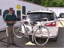 2018 chevrolet accessories. perfect accessories rola hitch bike racks review  2018 chevrolet equinox video  etrailercom for chevrolet accessories e