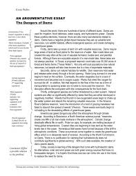 argumentative essays example co argumentative essays example