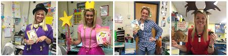at our we don t let kids just dress up we do a book character day this is one of my favorite days of the year