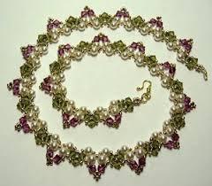 Bead Weaving Patterns Inspiration 48 Best Free Bead Weaving Patterns AllFreeJewelryMaking