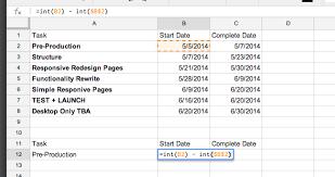 Create A Gantt Chart Google Sheets How To Create A Simple Gantt Chart With Google Sheets