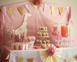The Best Baby Girl Shower Ideas Pictures U0026 TipsBaby Shower For Girls Decorations