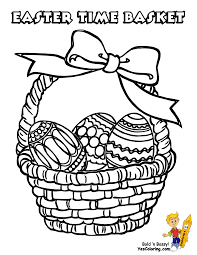 Small Picture Coloring Pages Easter Eggs To Colour Young Learners And St Cycle