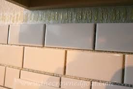 How To Grout Tile Backsplash Unique Ideas