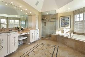 dream master bathrooms. Master Bath With Glass Shower Dream Bathrooms R