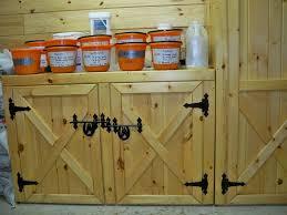 Half Size Barn Door | Doors Ideas