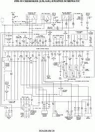 wiring diagram for 1990 jeep wrangler wire center \u2022 1987 Jeep Cherokee Wiring Diagram clean 1998 jeep wrangler wiring diagram 1990 jeep wiring diagram rh ansals info 1993 jeep yj