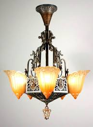 beautiful art deco chandelier for and art chandelier for as well as antique five good art deco chandelier