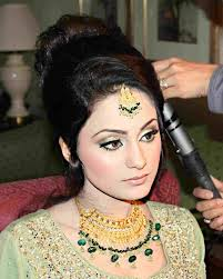 gallery stani bridal hairstyles for reception profesional bridal walima makeup