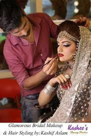 latest bridal makeup by kashee kashee