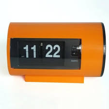 retro table clocks retro table clock auto flip clock 12 hours am pm format display timepiece retro table clocks