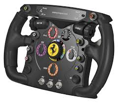 2 x up/down speed shifters (f1 push & pull style). Thrustmaster Ferrari F1 Wheel Add On For Pc Xbox One And Ps4 Beracer Com