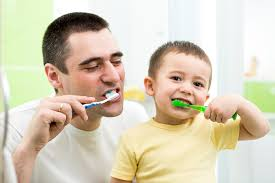 Image result for toothbrushing