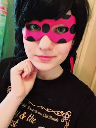 face makeup ideas flowers ladybugs personal photo applying