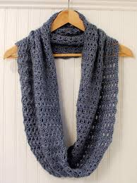 Crochet Infinity Scarf Pattern In The Round Cool Decorating Design
